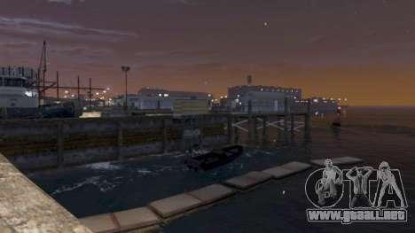 el Buceo en GTA V