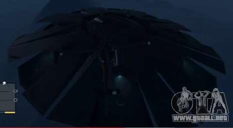 GTA 5 platillo Volador (OVNI) sobre Fort Zancudo