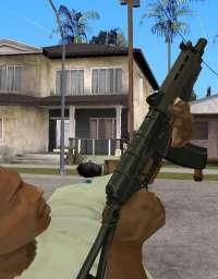 GTA San Andreas armas con instalación automática descargar gratis