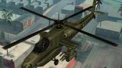 el Código de helicóptero Hunter el GTA San Andreas