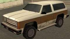 el Código de la Rancher el GTA San Andreas