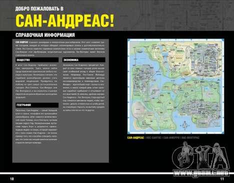 Guía de viaje de GTA San Andreas de 1C [RUS]