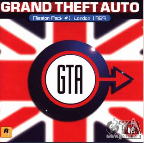 13 años de la fecha de salida de GTA London 1969 en la PC