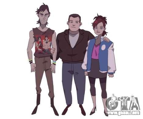 la Actualización de las ilustraciones de fan-art, de 29 de abril