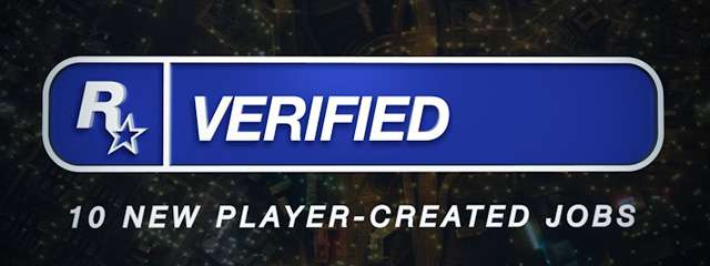 Pack Verified Jobs en el GTA Online