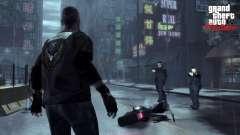 4 años, tuvo lugar el lanzamiento de GTA 4 TLAD en América del Norte