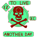 To live another day logotipo
