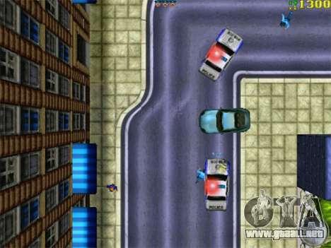 Comunicados de 1998 para PS: el primer GTA