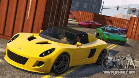 la Misión de GTA Online: actualización de 27.08.14