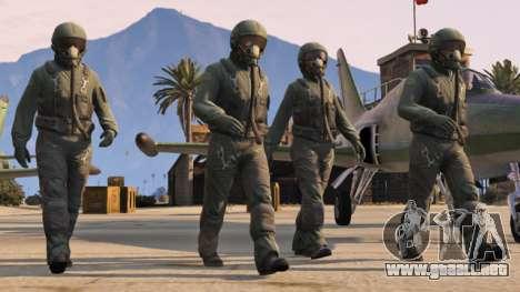 Pack GTA Online: escuela de vuelo