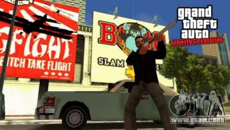 Comunicados de 2007: GTA LCS para PS2 en Japón