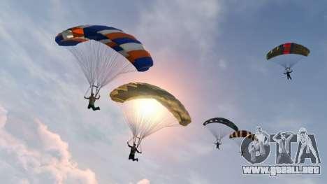 la Misión de GTA Online: del cielo a la guerra