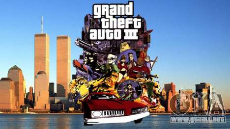 Europeos de prensa: GTA 3 para PSN