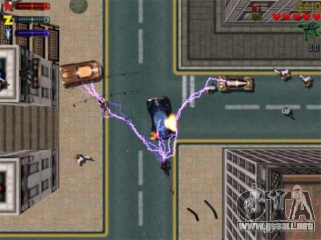 Armas en el GTA 2