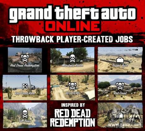GTA Online: un homenaje a el ángel de la muerte
