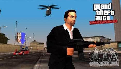 9 años de la fecha de salida de GTA LCS PSP en Europa