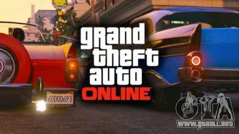 GTA Online: el autor de vídeo de 16.10.14