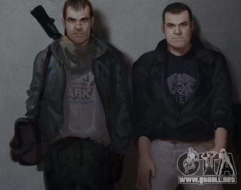 la Actualización de GTA Fan Art de 21.10.14