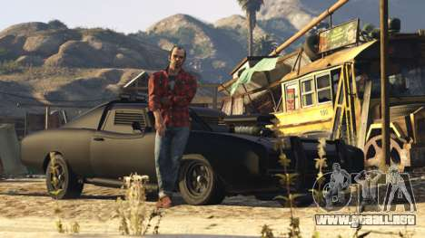 Transición de GTA 5 para PS4, Xbox One, PC