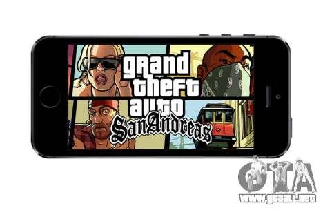GTA SA para iOS: aniversario de la revisión