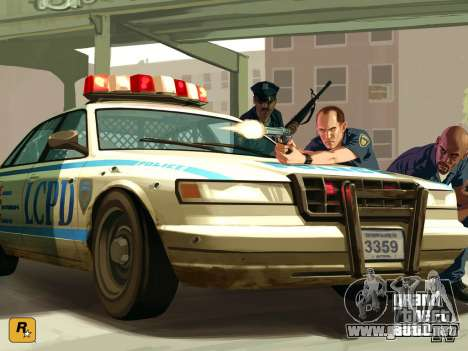 GTA 4 en la FEDERACIN rusa: el lanzamiento en PC