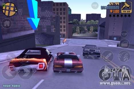 Los comunicados de GTA 3: iOS, Android