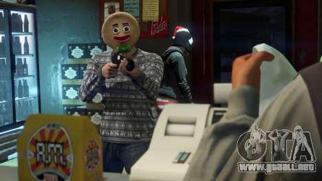 feliz año de sorpresas en el GTA Online