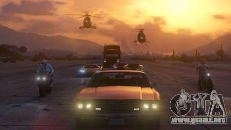 GTA Online: bonos y recomendadas por la misión