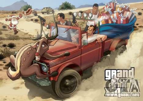 GTA 5 Fan Pics: actualización de divertidos foto