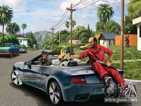 fotos graciosas por motivos de GTA 5