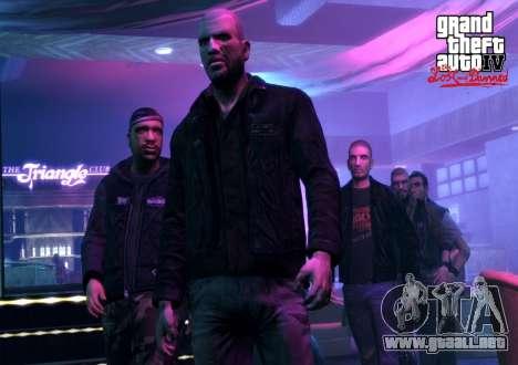 la Salida de complementos TLAD para Xbox 360