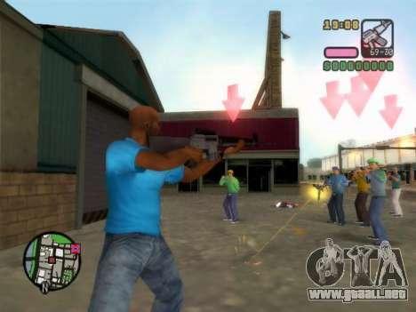 Comunicados del siglo 21: GTA VCS PS 2 en américa