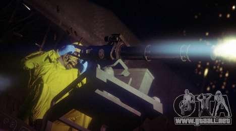 la Semana de los robos en el GTA Online: la fotografía, el vídeo