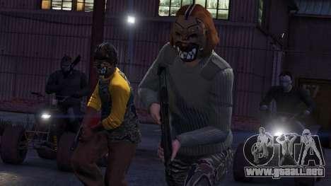 los Consejos de los regímenes de la oposición en el GTA Online