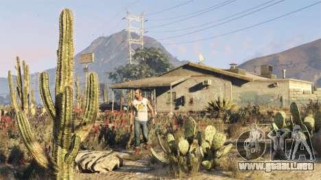 las Capturas de pantalla del juego GTA 5 para PC