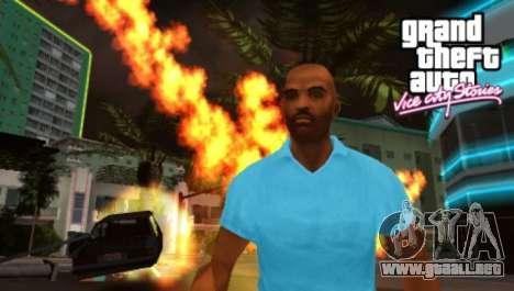 la Salida de GTA VCS para PS2 en australia y europa