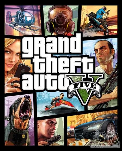 GTA 5 para PC saldrá a la venta