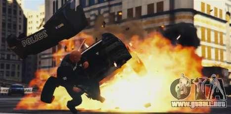 el Editor de GTA 5 para PC: los primeros videos