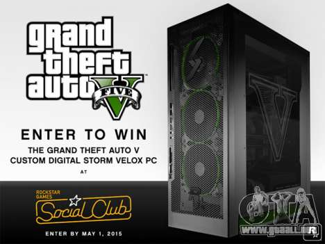 GTA 5 para PC: sorpresas de los desarrolladores