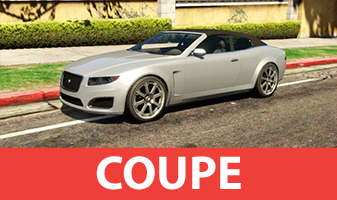 GTA 5 Coupes