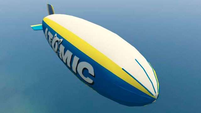 Atomic Blimp de GTA 5
