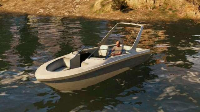 Shitzu Suntrap de GTA 5