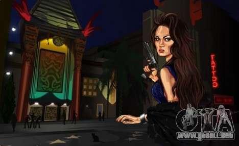 la Actualización de GTA Fan Art, de 21 de mayo