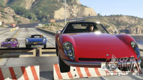 las Nuevas misiones de GTA: las carreras, los duelos, las pinzas
