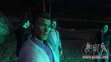 Comando de vídeo de GTA 5: de los corredores, los ladrones