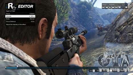 Consejos de Rockstar GTA 5 Editor: el lenguaje del cine
