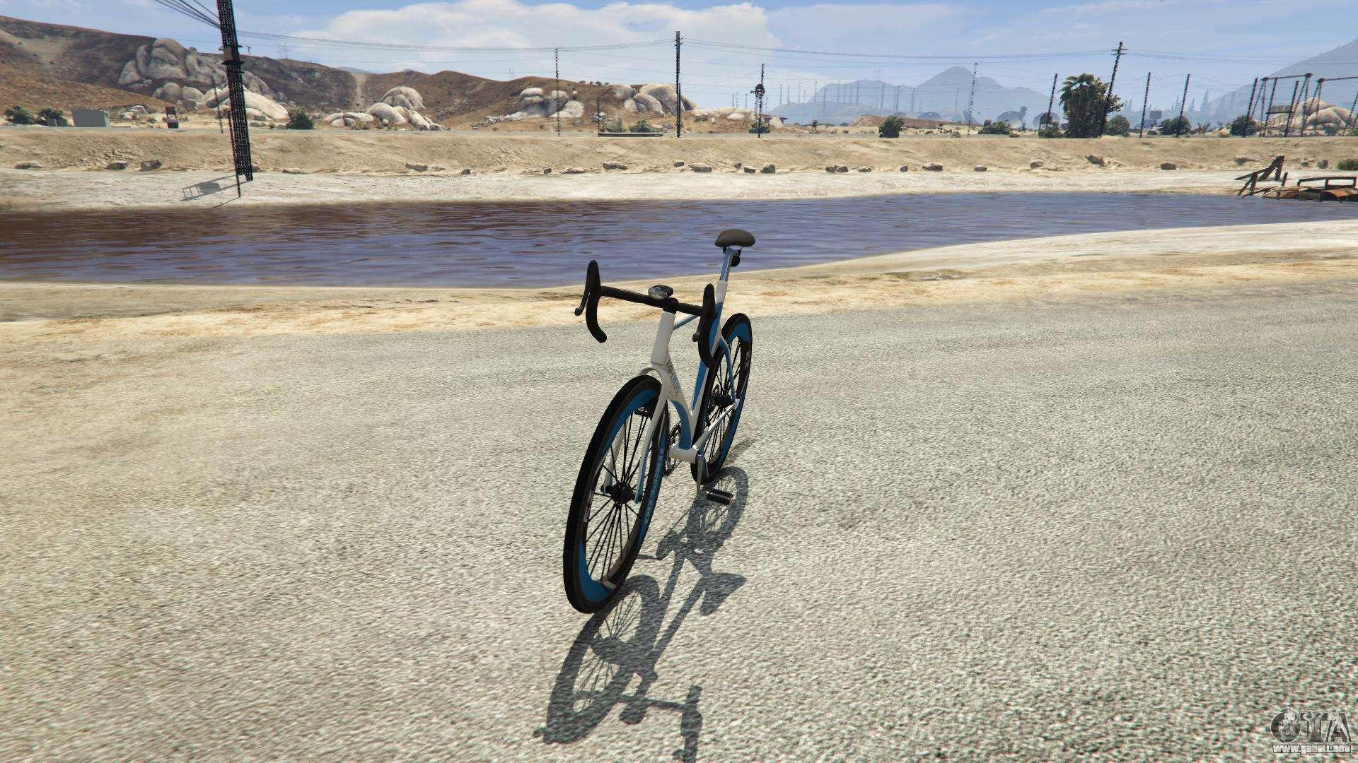 Tri-Cycles Race Bike de GTA 5