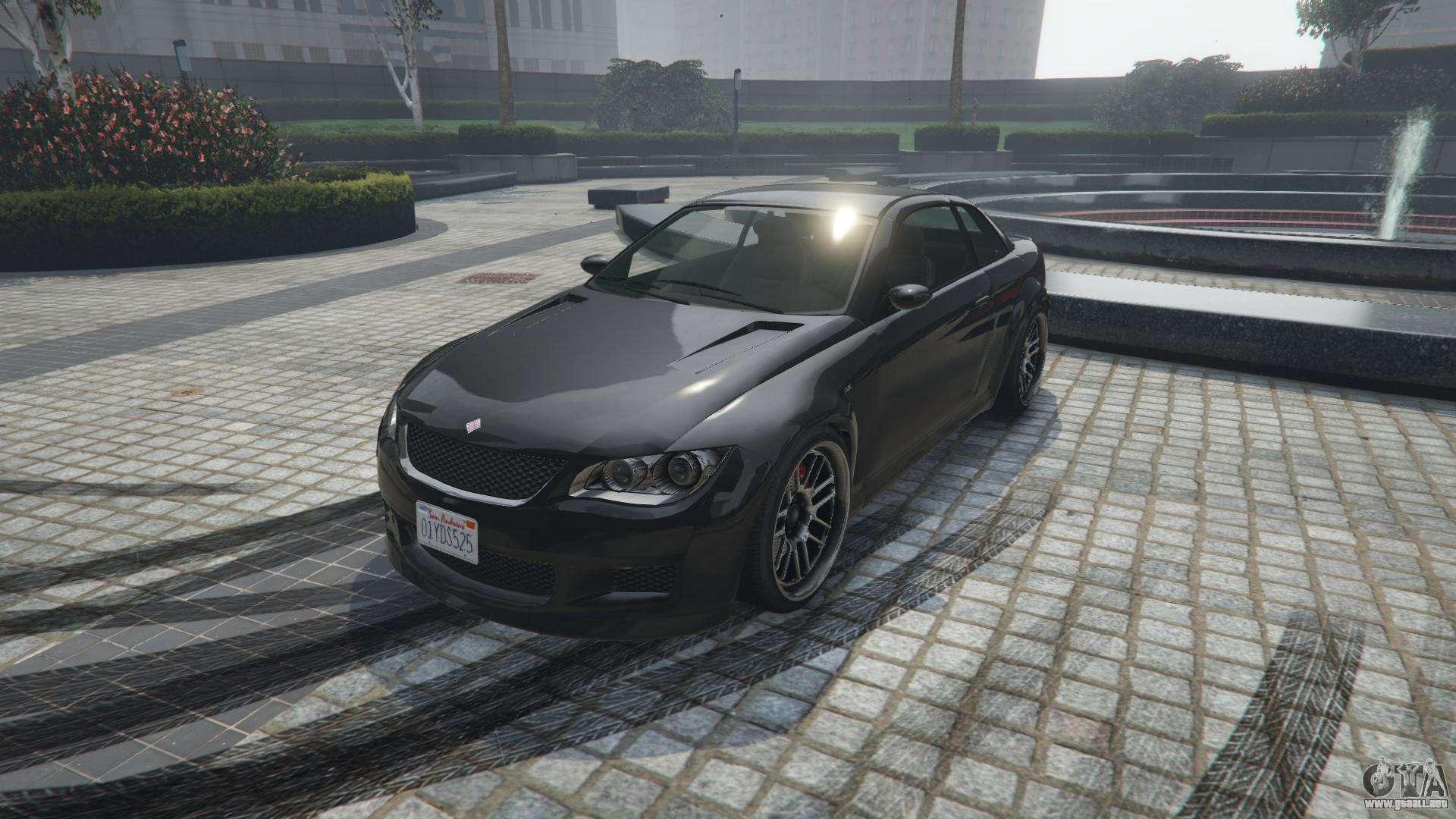Übermacht Sentinel de GTA 5