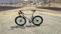 Tri-Cycles Race Bike de GTA 5 - vista lateral