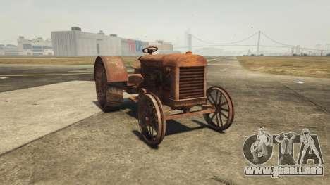 Stanley Tractor